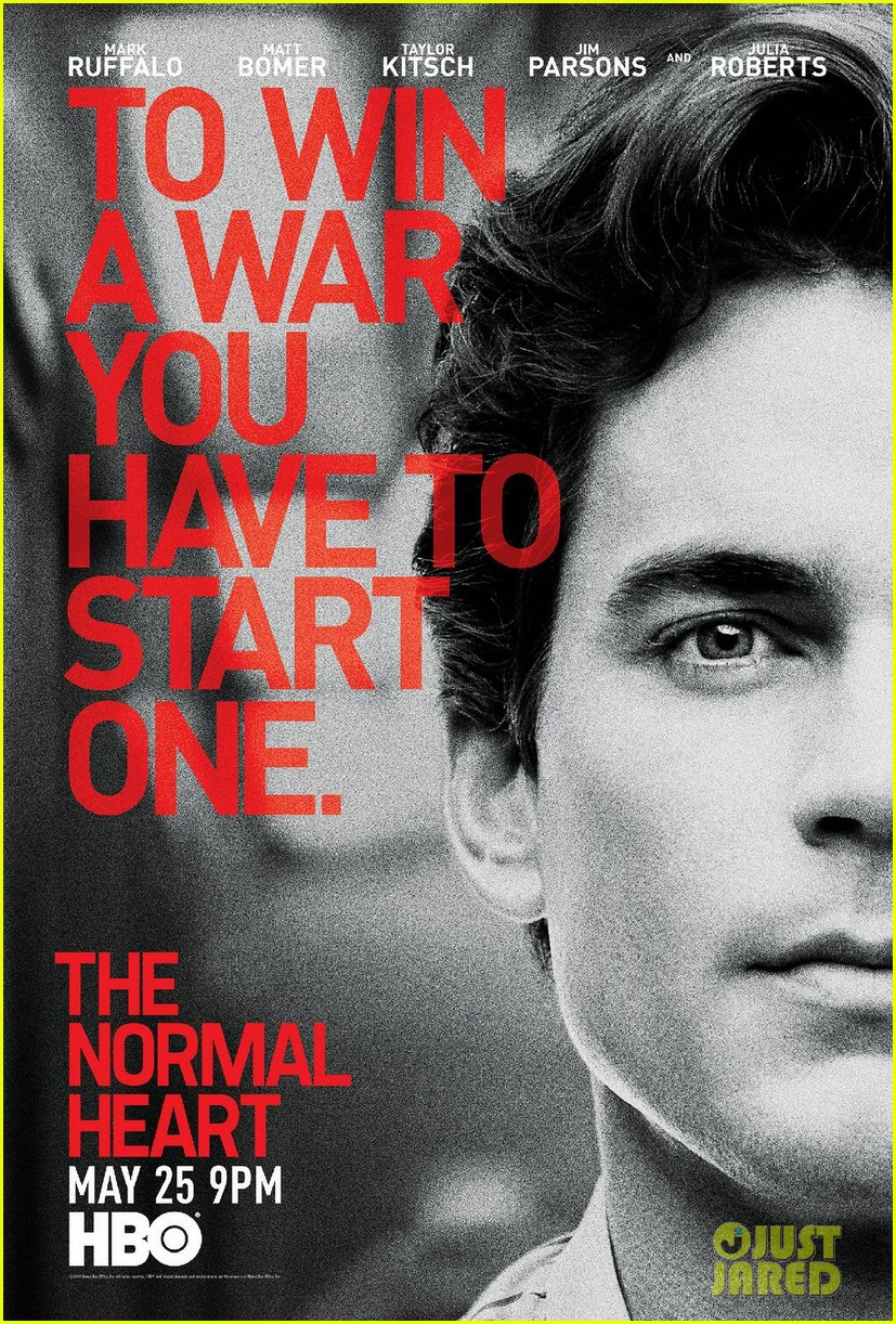 the normal heart teaser posters 05