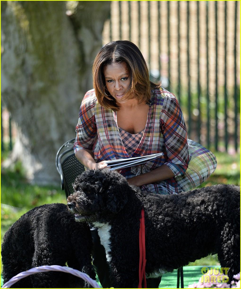 michelle obama white house easter egg roll 22