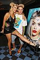 rita ora wears basketball print jacket 06