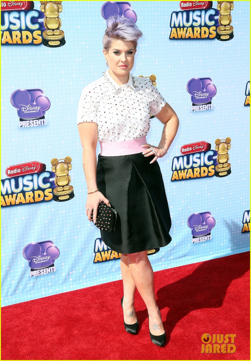 kelly osbourne radio disney music awards 2014 05