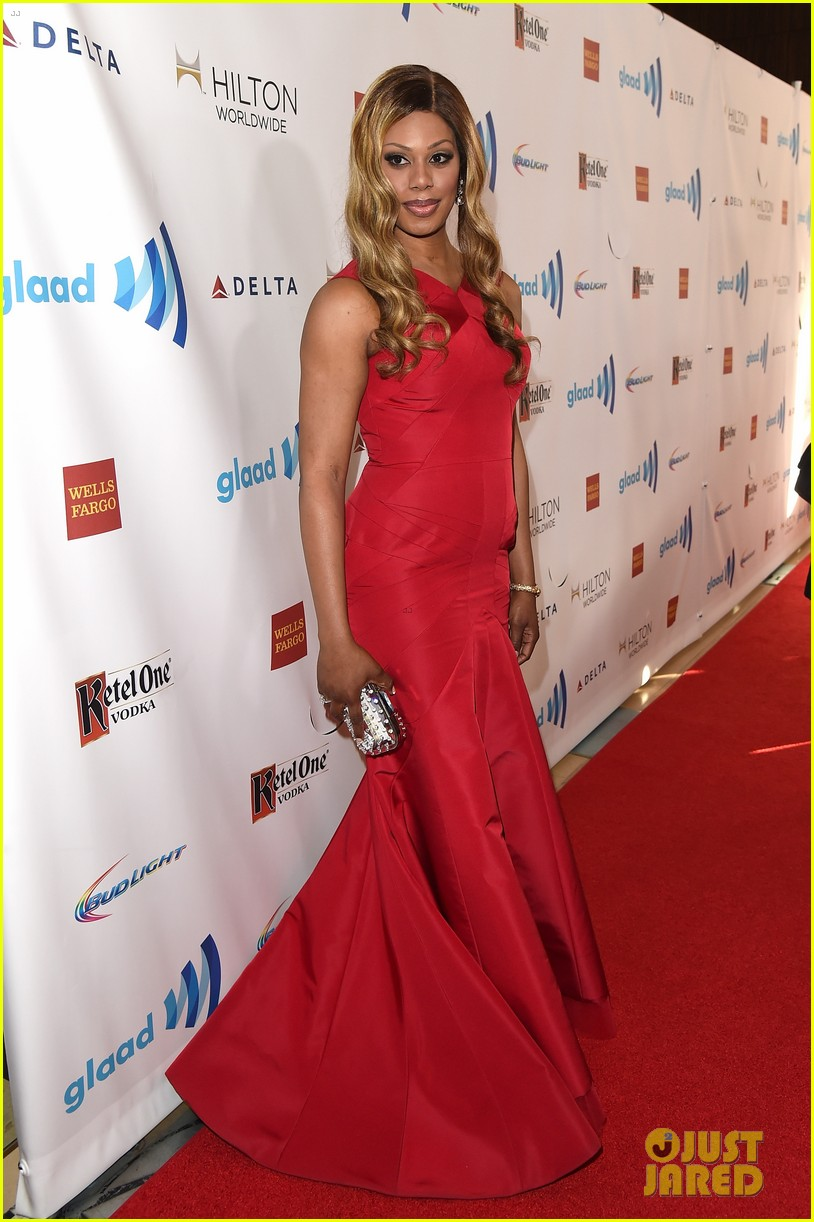 ellen page laverne cox glaad media awards 2014 073090247
