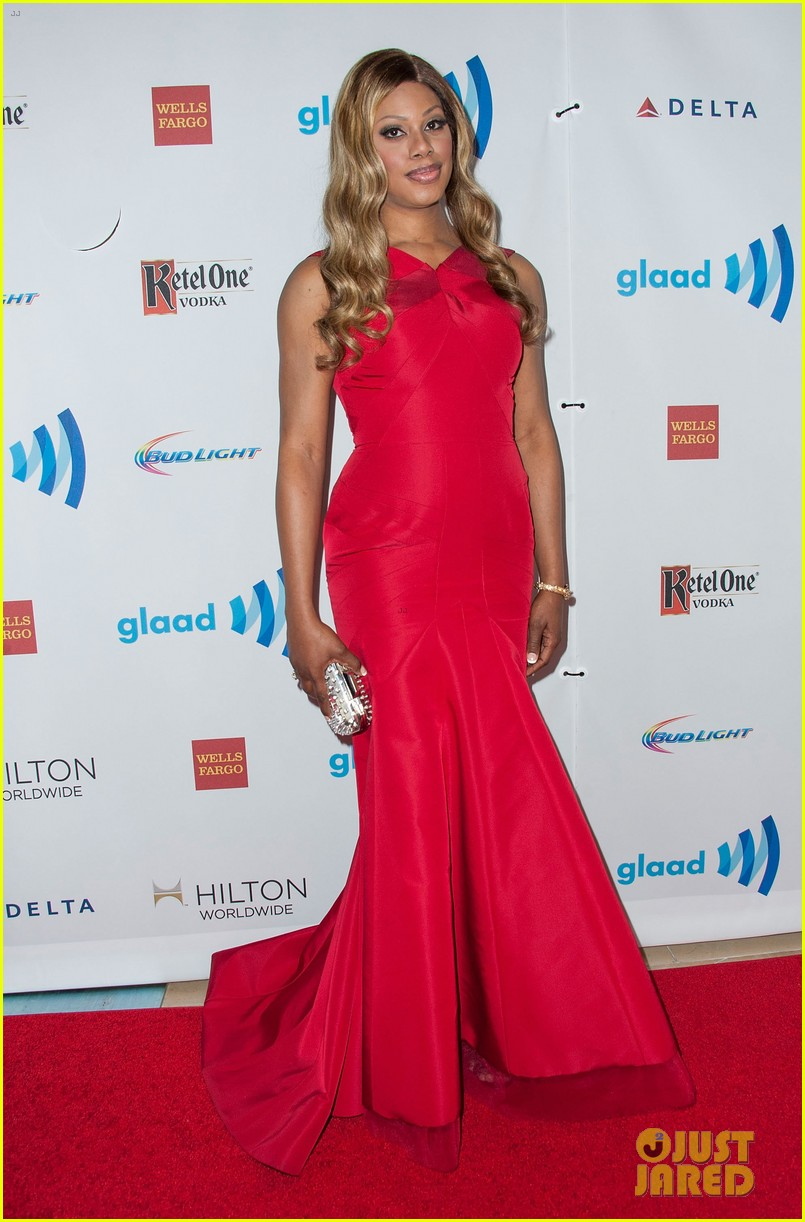 ellen page laverne cox glaad media awards 2014 19