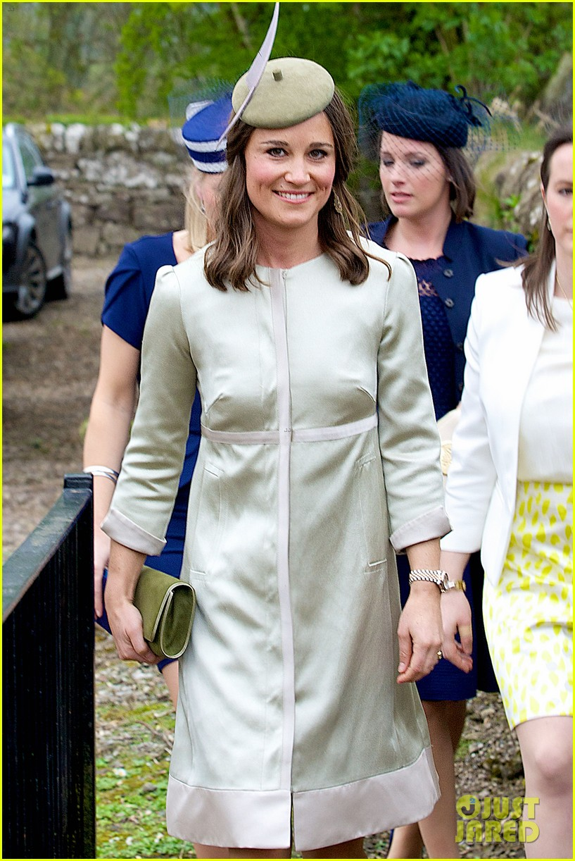 pippa middleton goes green for her friends wedding 04