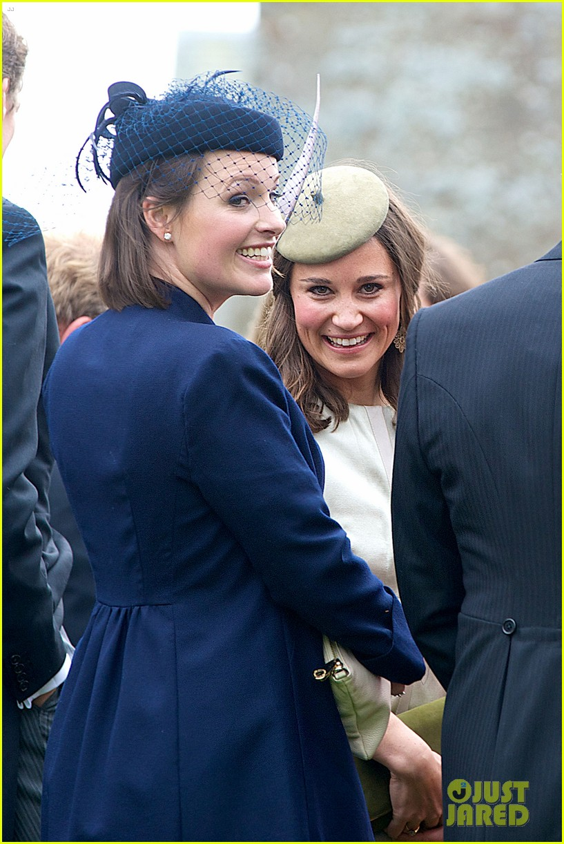 pippa middleton goes green for her friends wedding 123101741