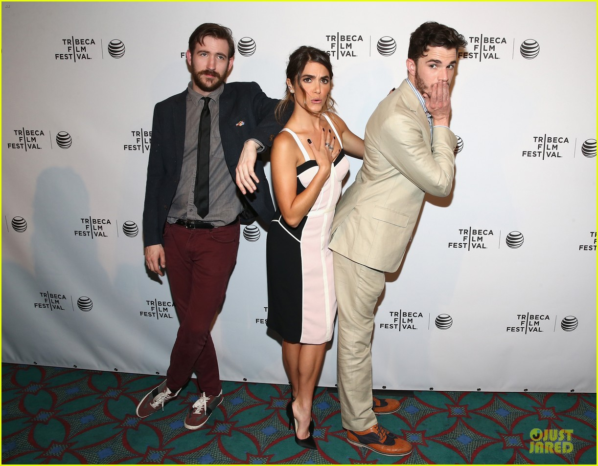 nikki reed bite at intramural tribeca premiere 033096570