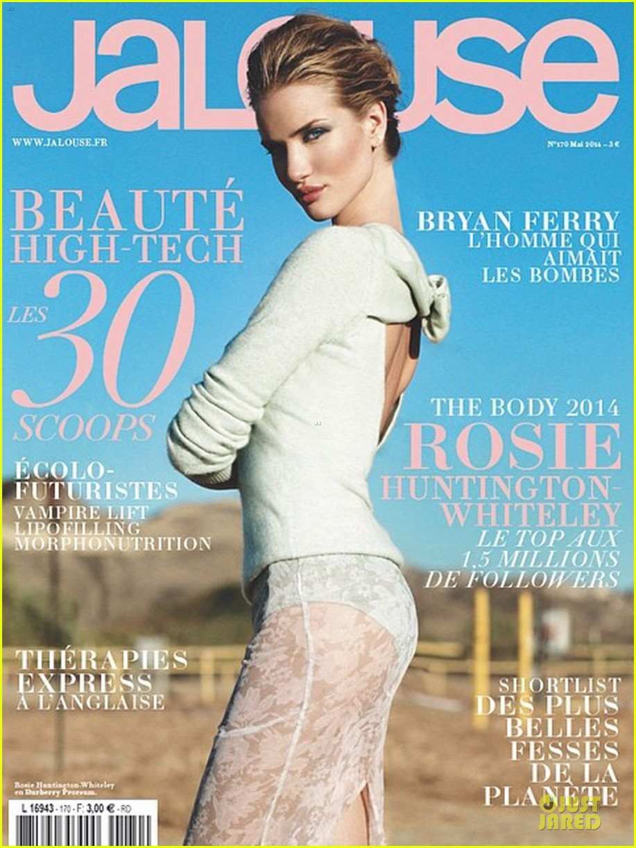 rosie huntington whiteley back on jalouse cover 04