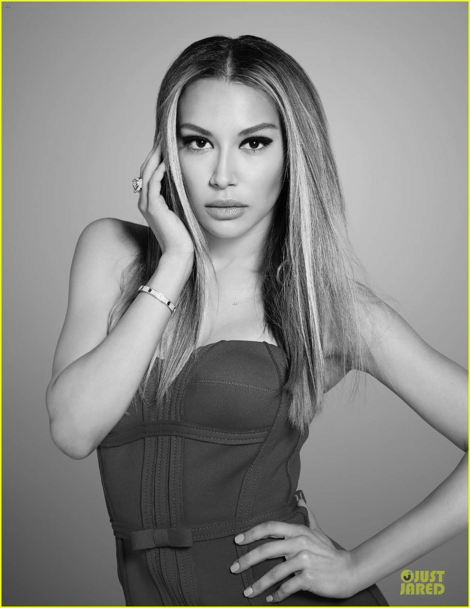naya rivera takes plunge for da man magazine 013085305