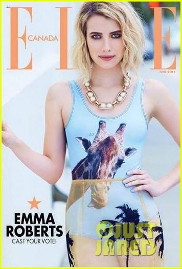 emma roberts elle canada may 2014 03