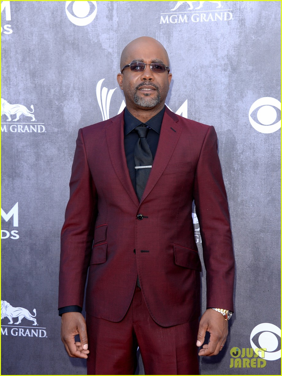 darius rucker pumped to be at acm awards 2014 01
