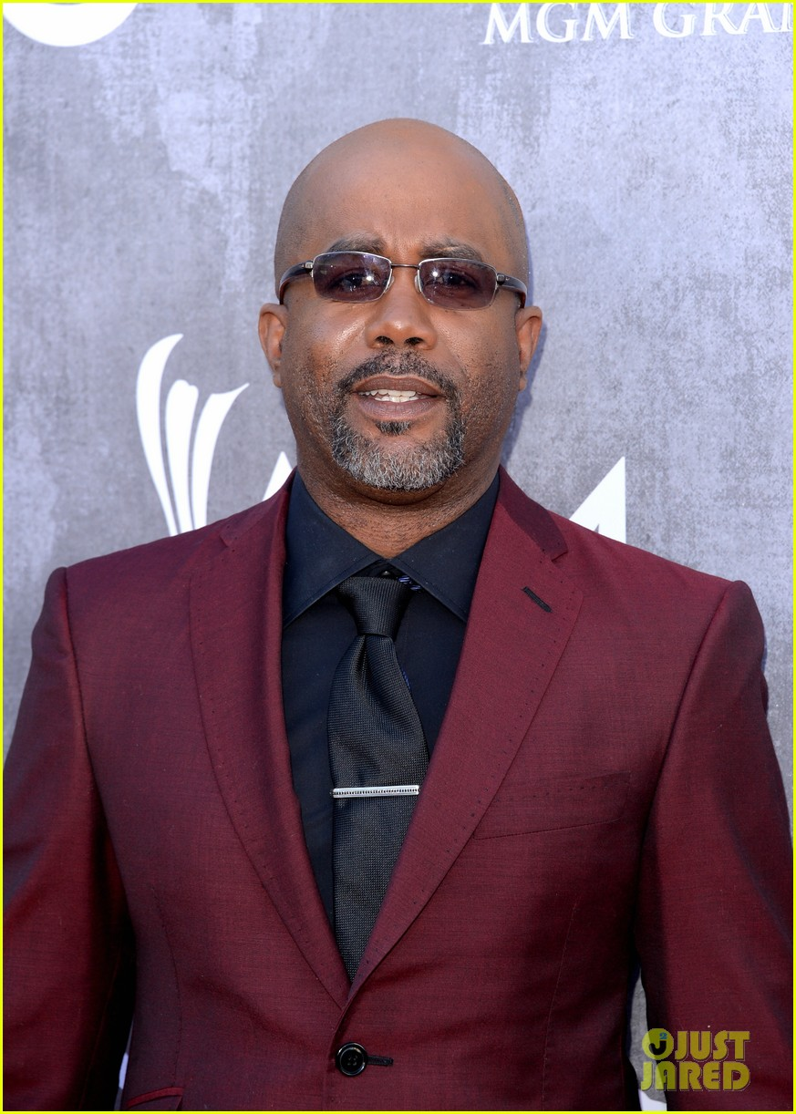 darius rucker pumped to be at acm awards 2014 02