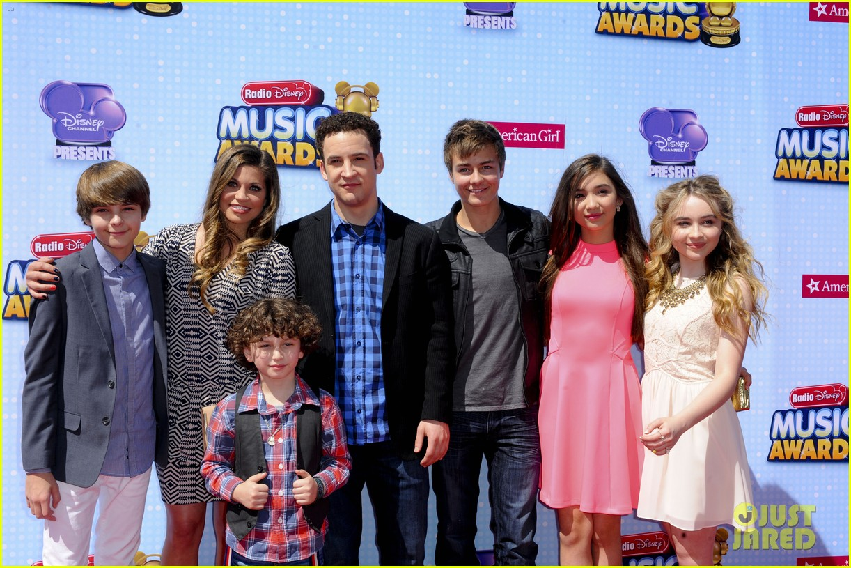 ben savage danielle fishel radio disney music awards 2014 05