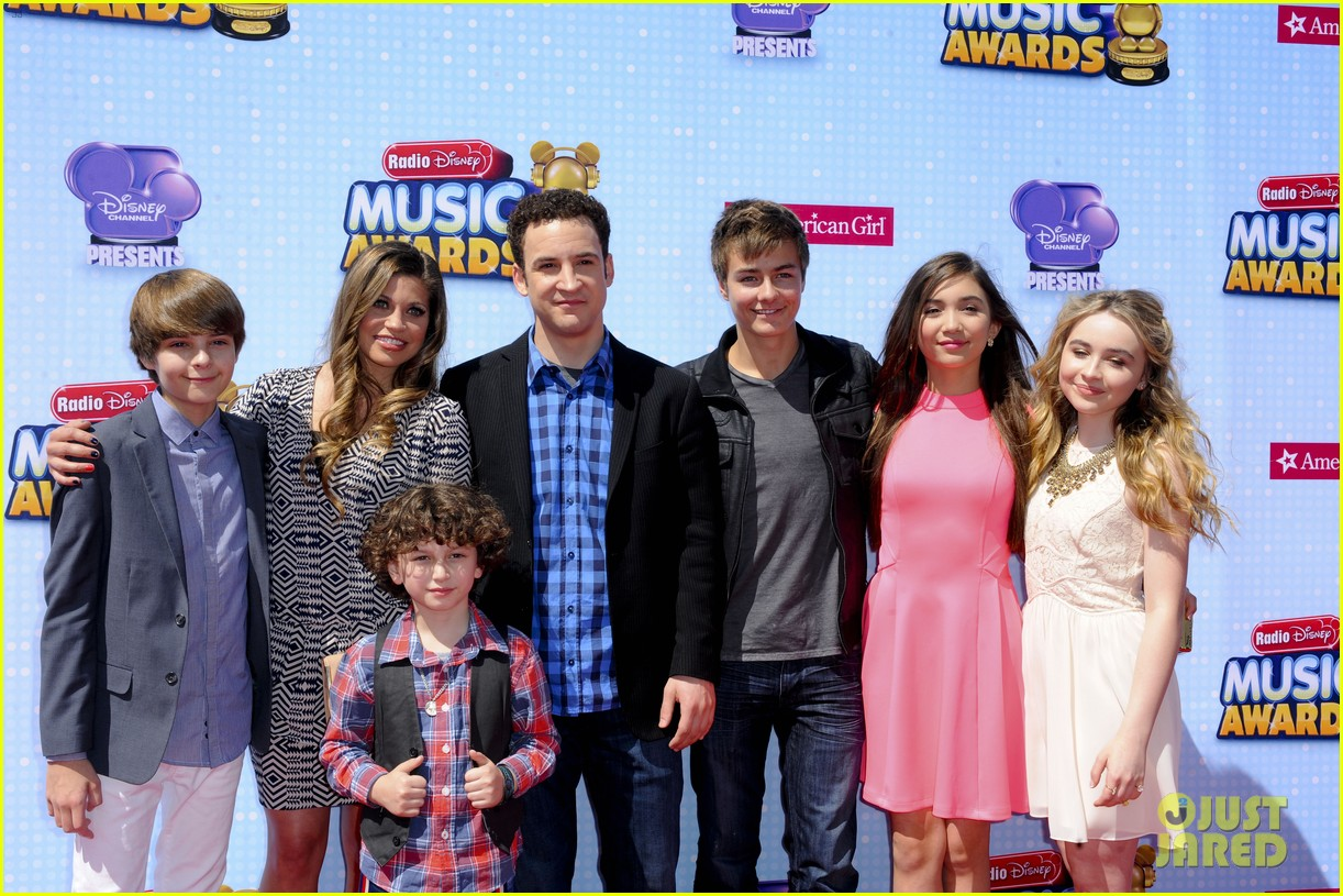 ben savage danielle fishel radio disney music awards 2014 153099882