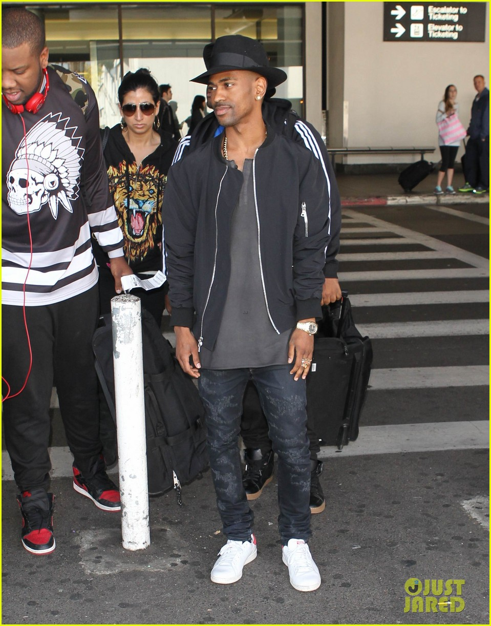 big sean steps out after naya rivera split 04