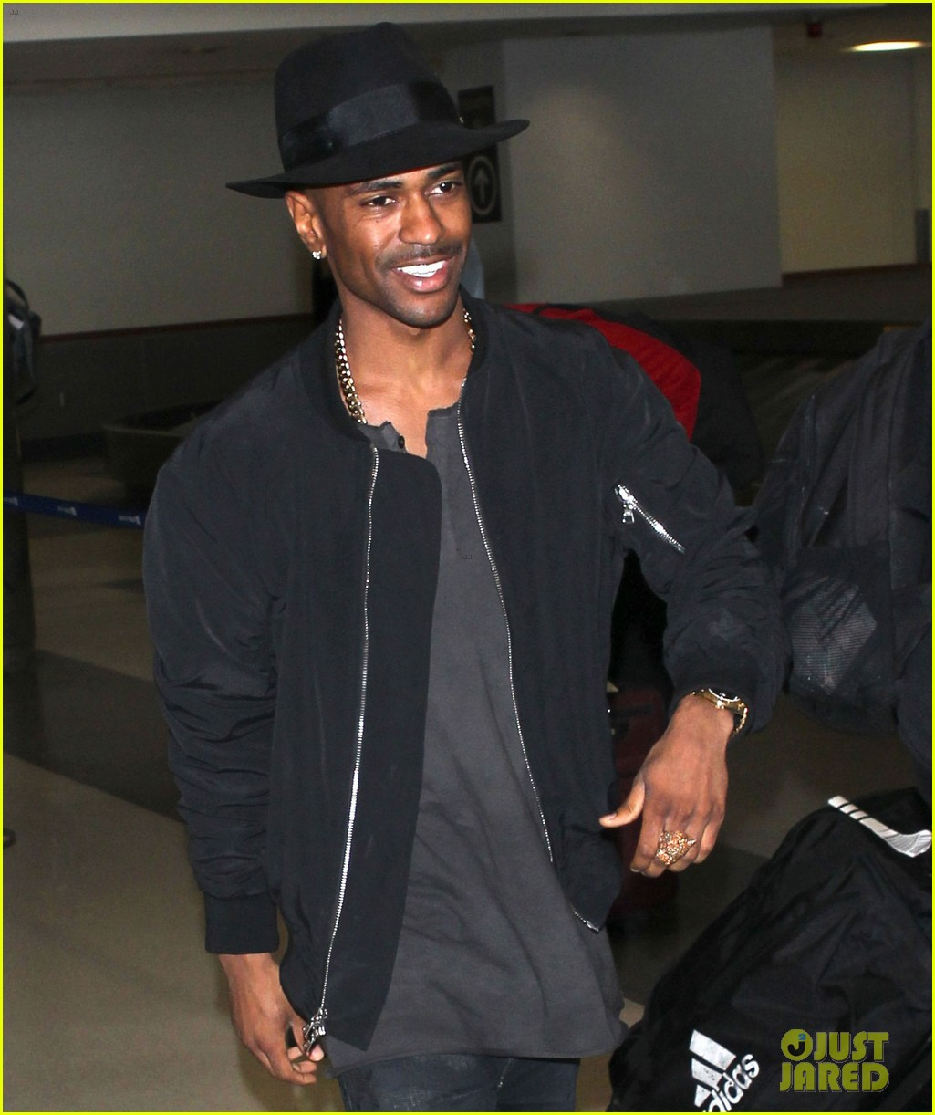 big sean steps out after naya rivera split 053088546