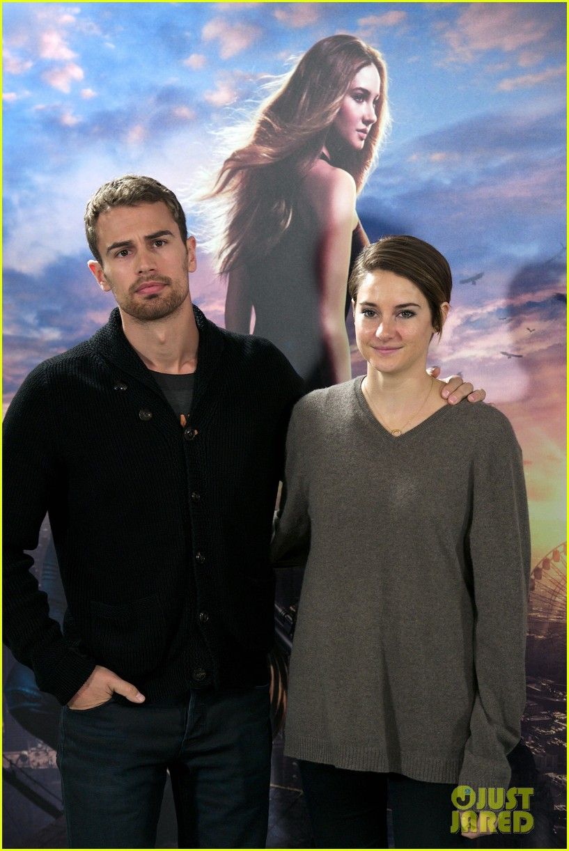 shailene woodley theo james explain that divergent is nothing like hunger games 02