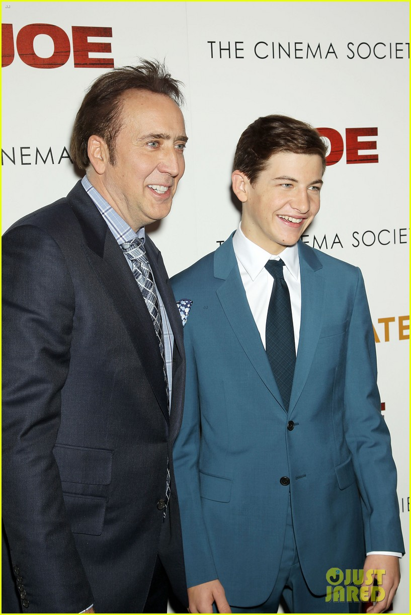 tye sheridan compares working with brad pitt 10