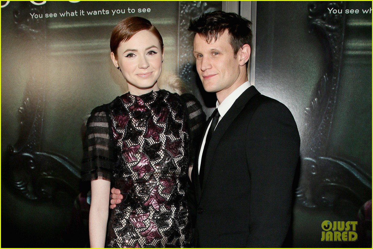 doctor who matt smith karen gillan oculus premiere 04