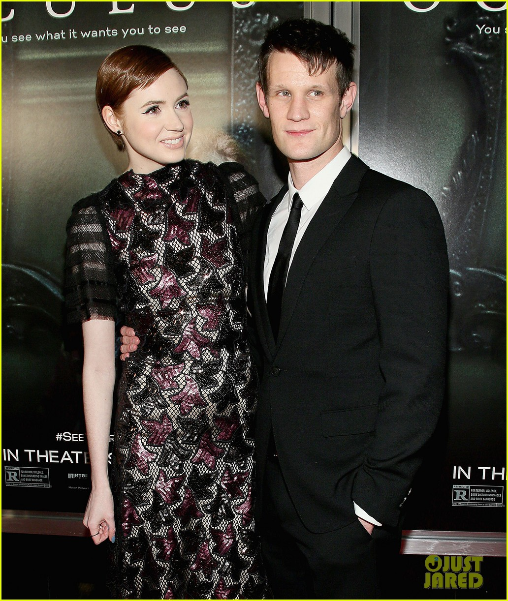 doctor who matt smith karen gillan oculus premiere 113084386