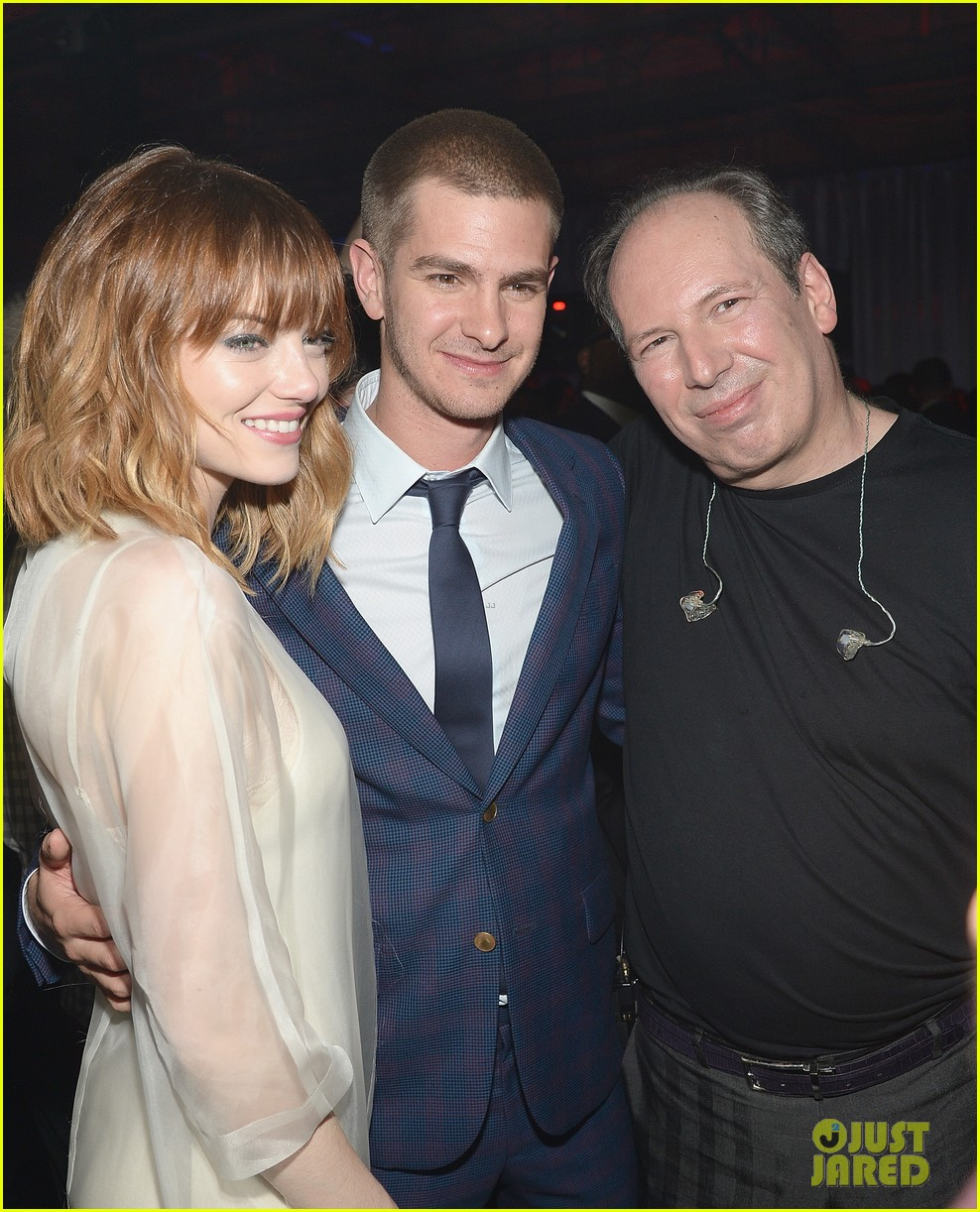 emma stone slips into another dress for amazing spider man 2 after party 023098995