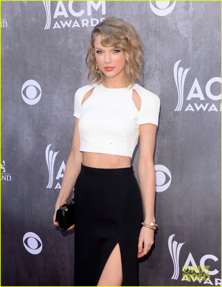 taylor swift acm awards 2014 red carpet 09