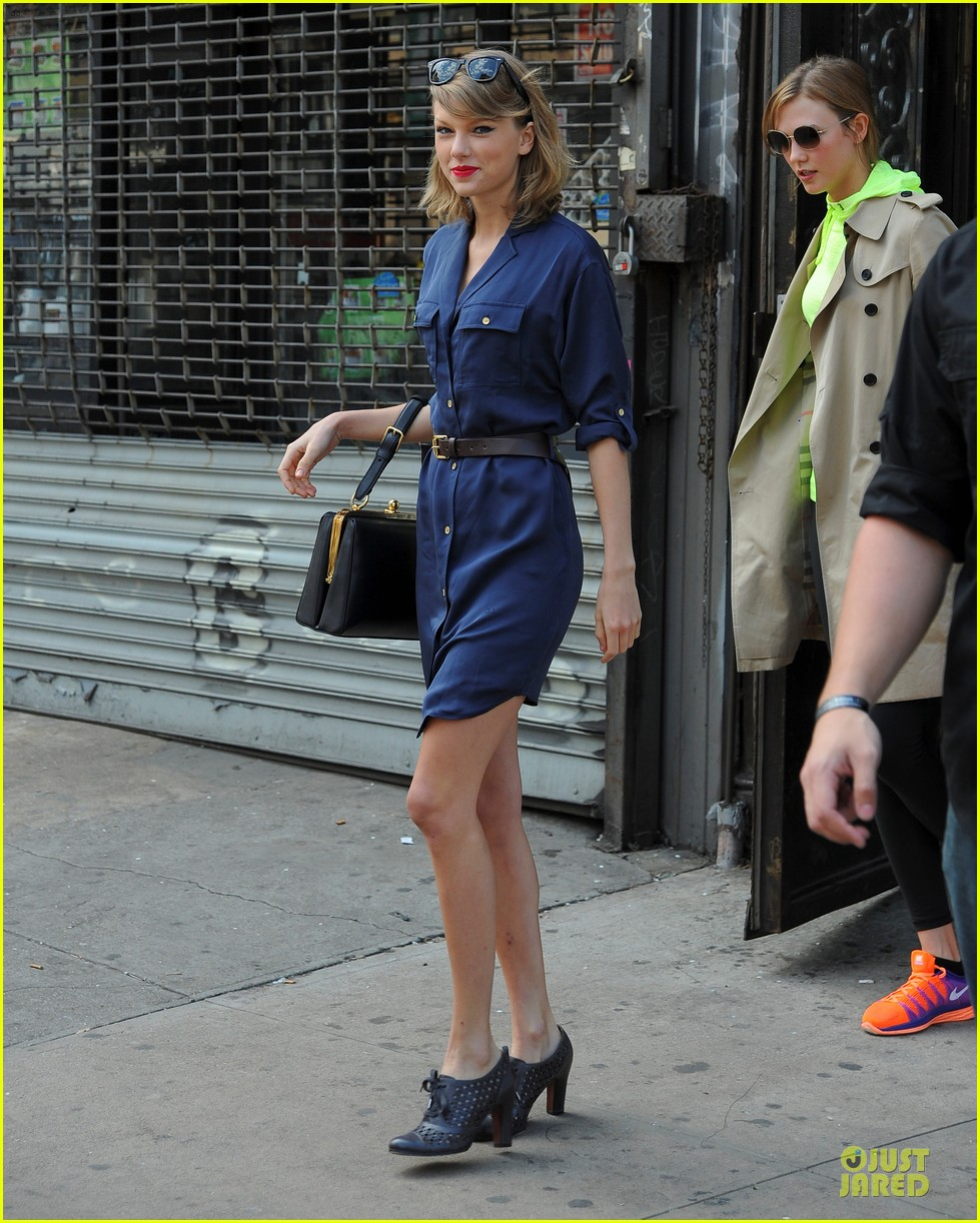 taylor swift hanging out with karlie kloss 053099784