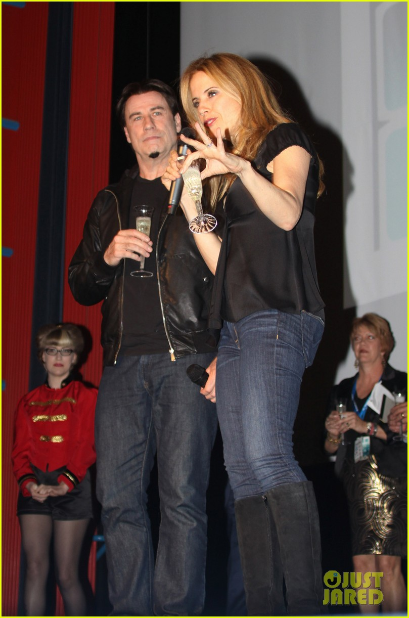john travolta makes first official appearance since adele dazeem oscars flub 02