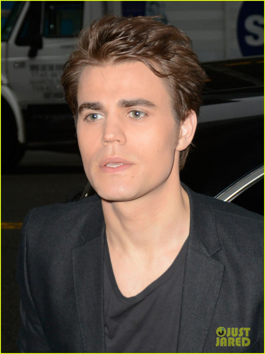 paul wesley talks directing vampire diaries episode 033092934