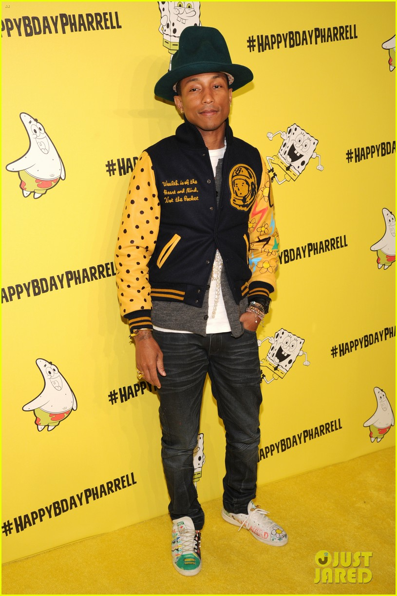 pharrell williams celebrates happy 41st birthday 01