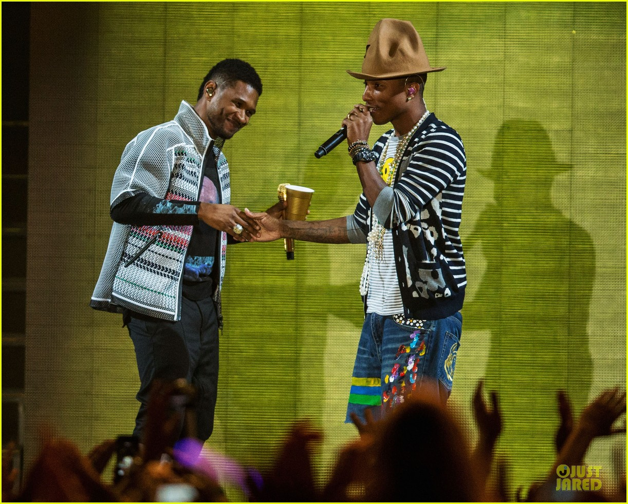 pharrell williams jay z perform at coachella watch now 083095985