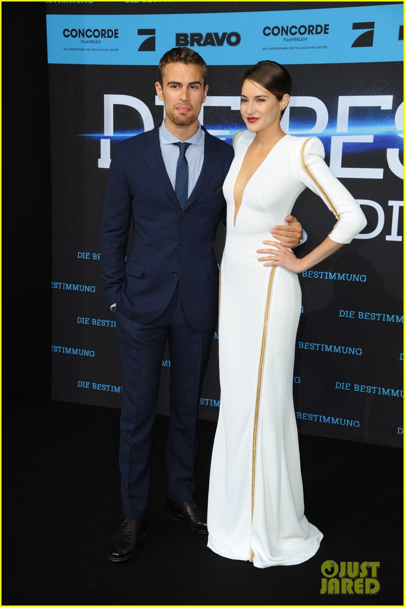 shailene woodley theo james bring divergent to germany 223082939