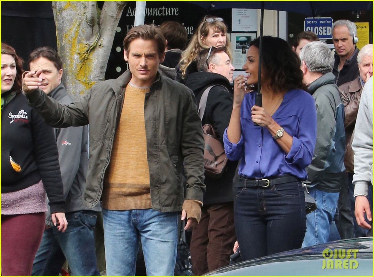 kevin zegers begins work on gracepoint 063086543