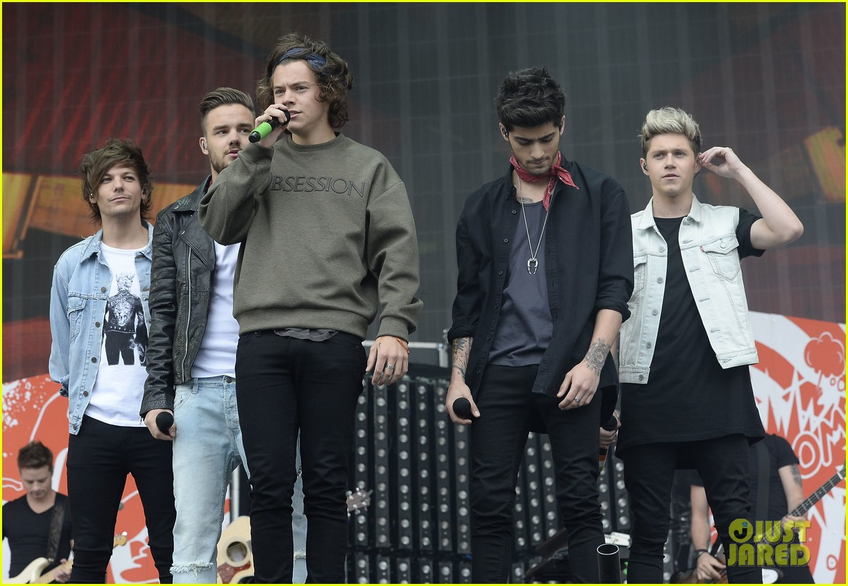 one direction radio1 big weekend 03