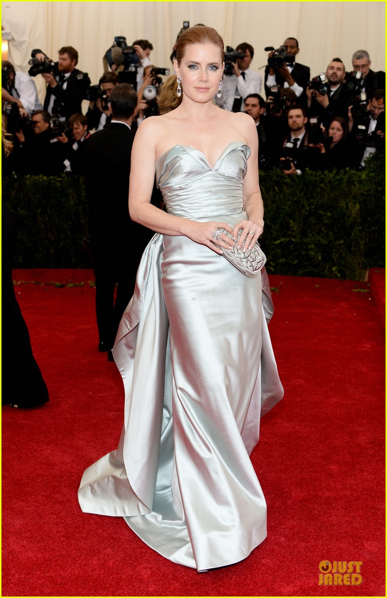 amy adams eyecatching met ball 2014 03