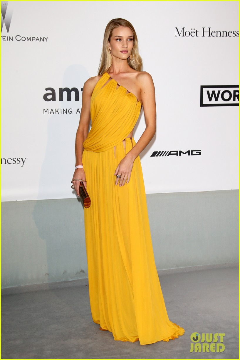 bar refaeli rosie huntington whiteley amfar gala 2014 113119966