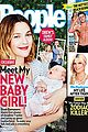 drew barrymore debuts newborn daughter frankie 01