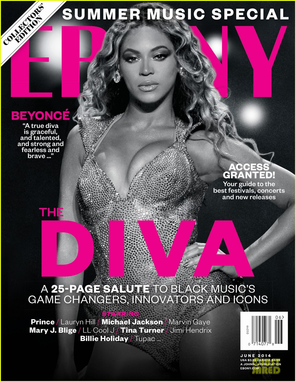 Beyonce Ebony Cover 73