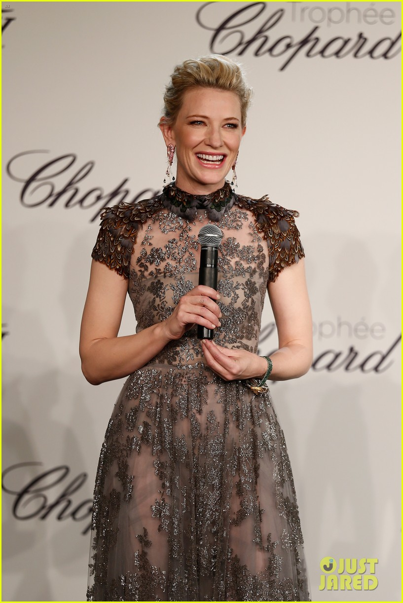 cate blanchett honors young stars with chopard trophy 08