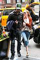 kate bosworth michael polish central park stroll 07