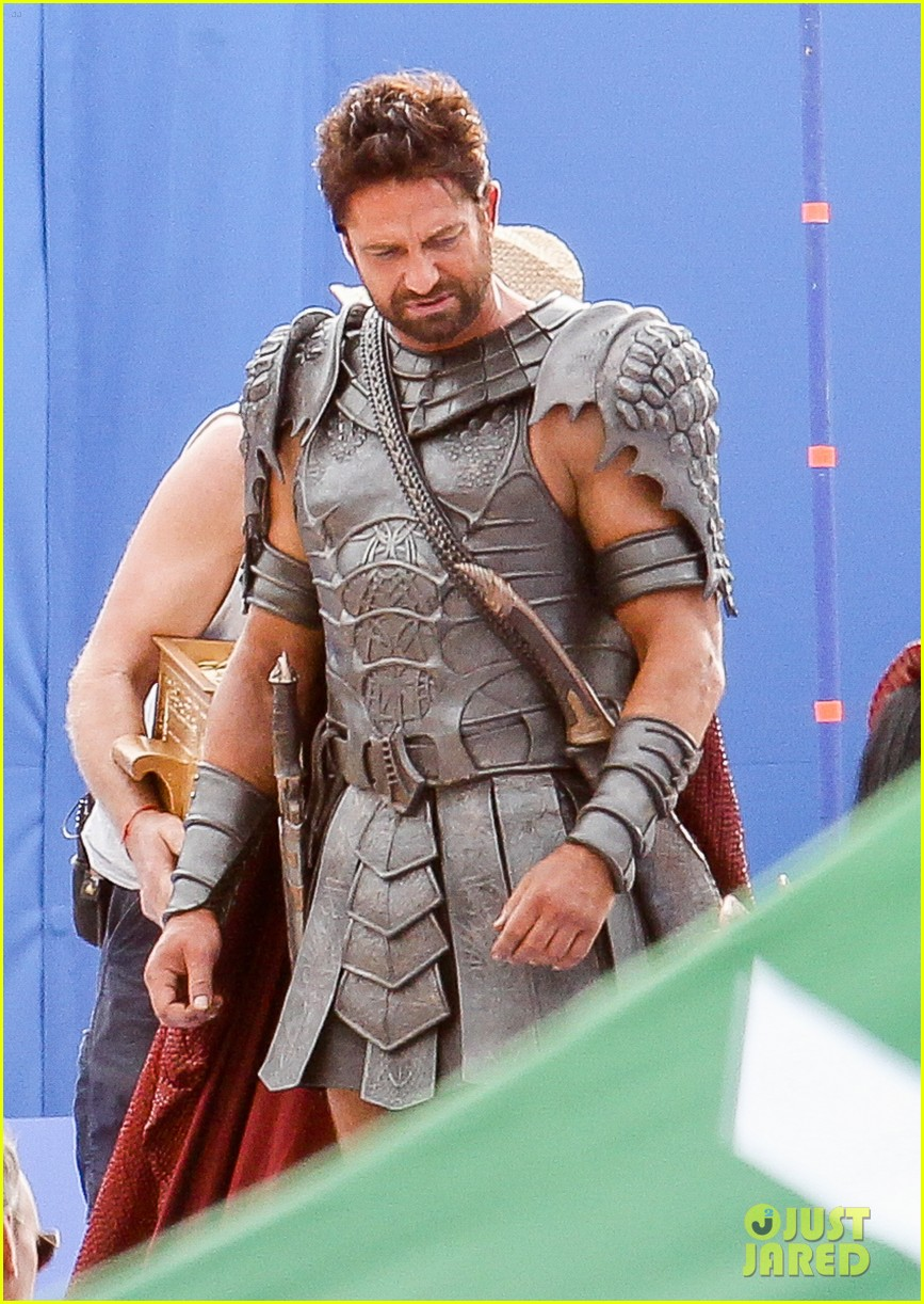 gerard butler gods of egypt filming 173122600