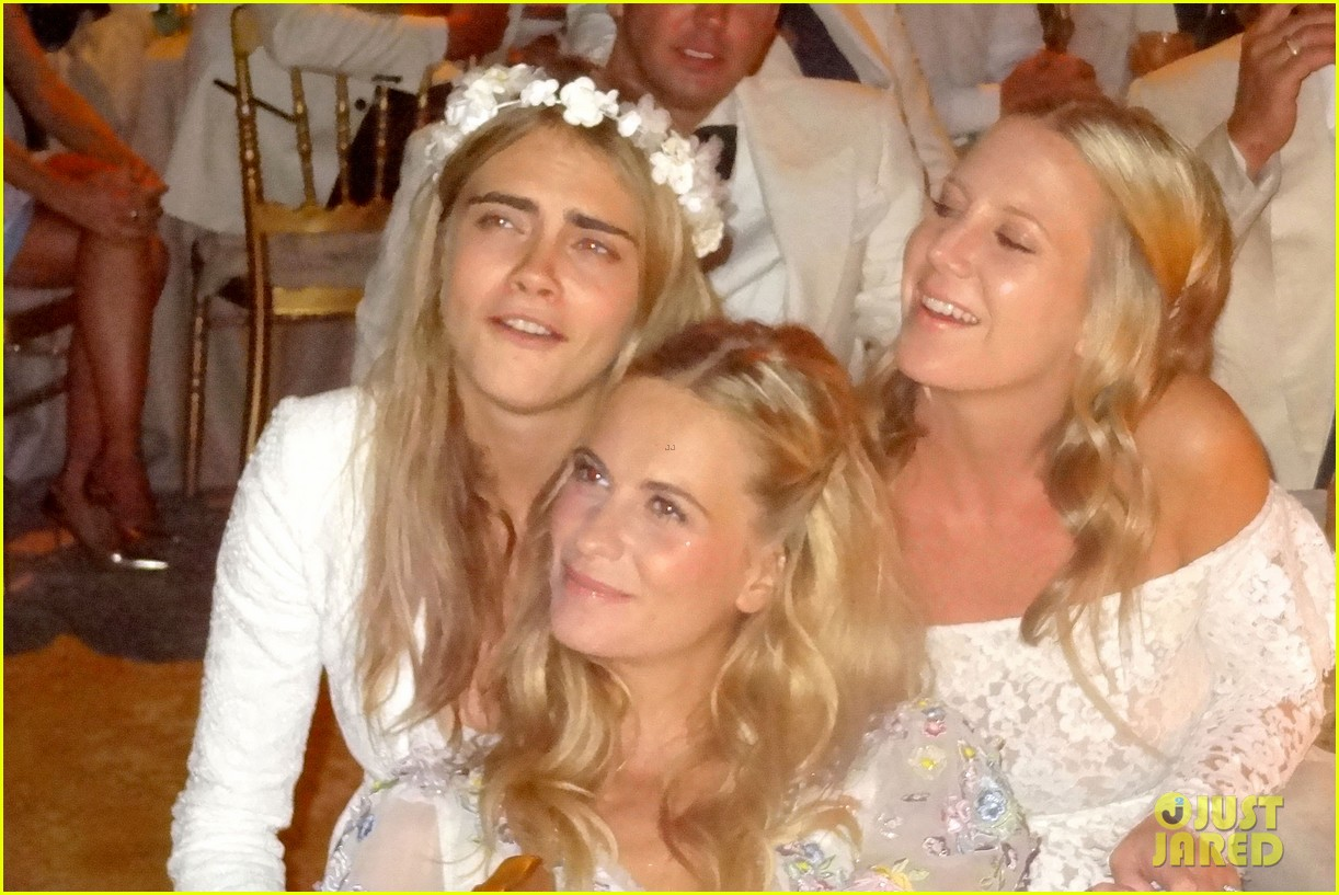 cara delevingne sister poppy second wedding morocco 03