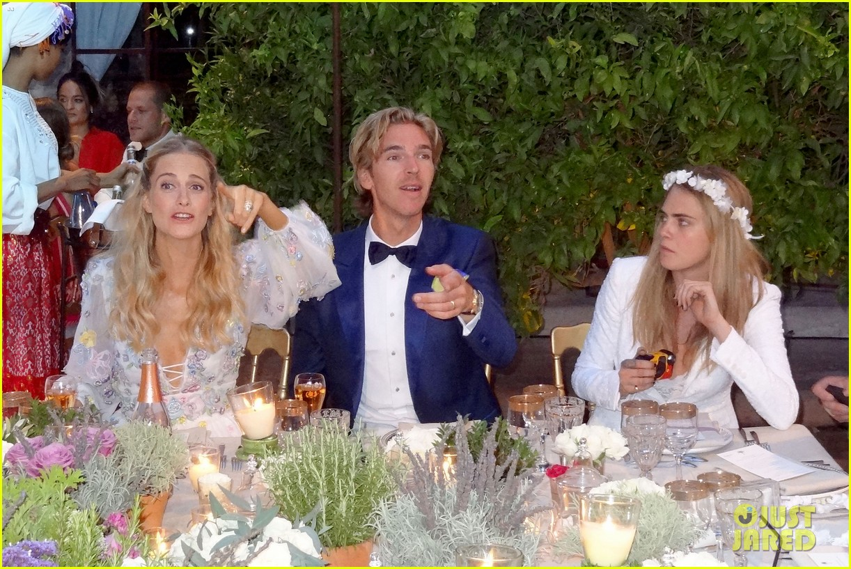 cara delevingne sister poppy second wedding morocco 08
