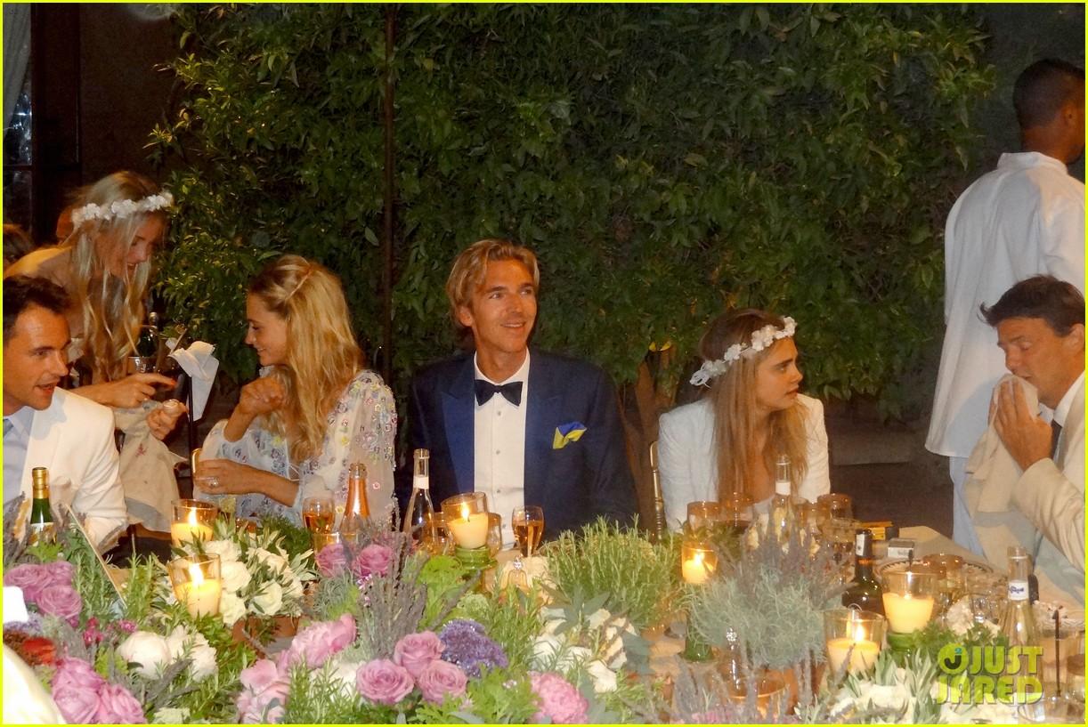 cara delevingne sister poppy second wedding morocco 13
