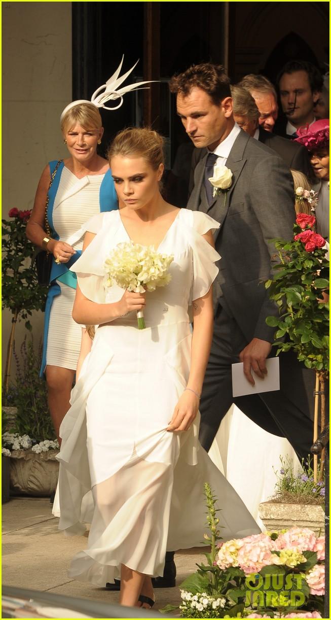 cara delevingne sister poppys wedding 173115982