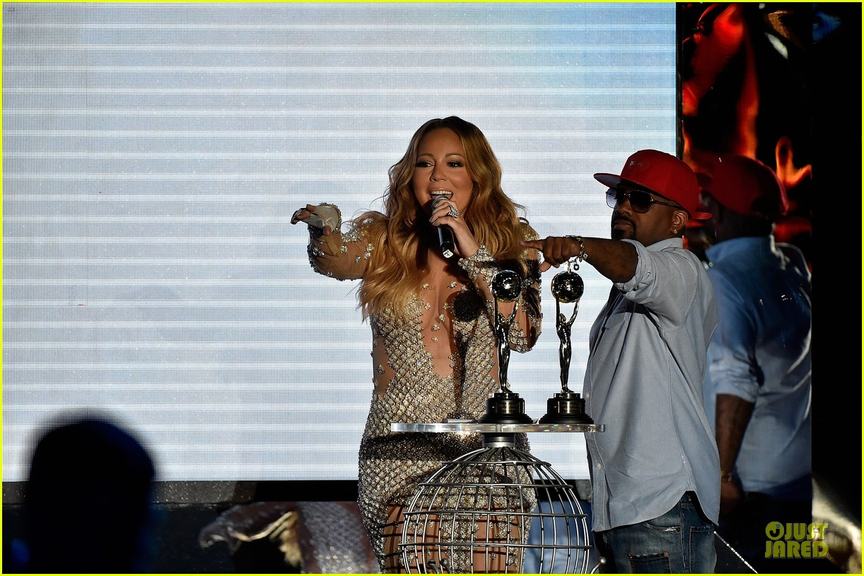 mariah carey pop icon world music awards 2014 09