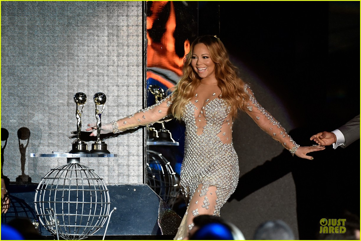 mariah carey pop icon world music awards 2014 11