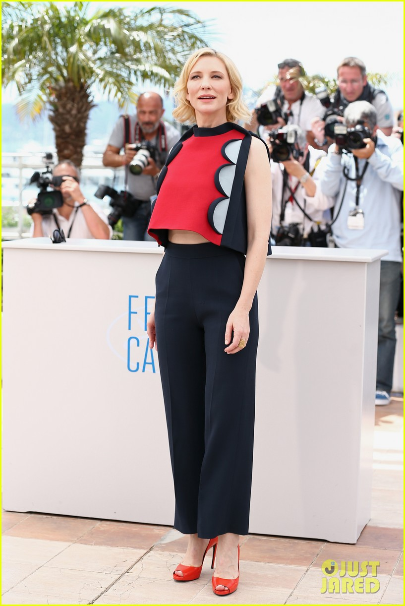 cate blanchett america ferrera bring color to how to train your dragon cannes 03