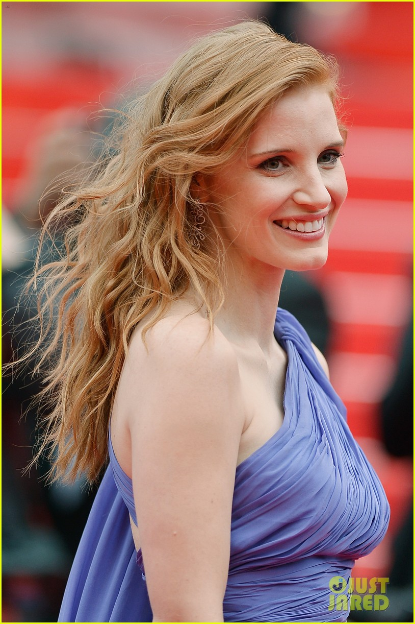 jessica chastain foxcatcher cannes premiere 11