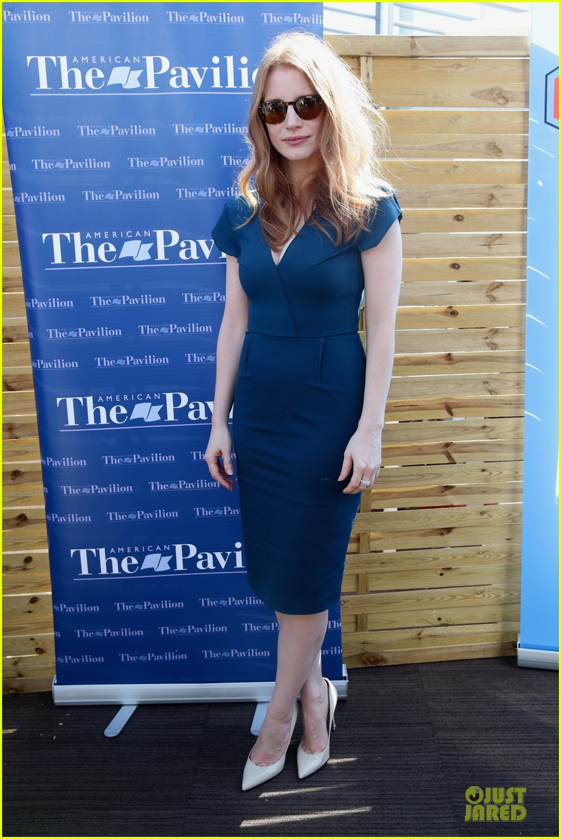 jessica chastain inspiring to students at cannes 013118272