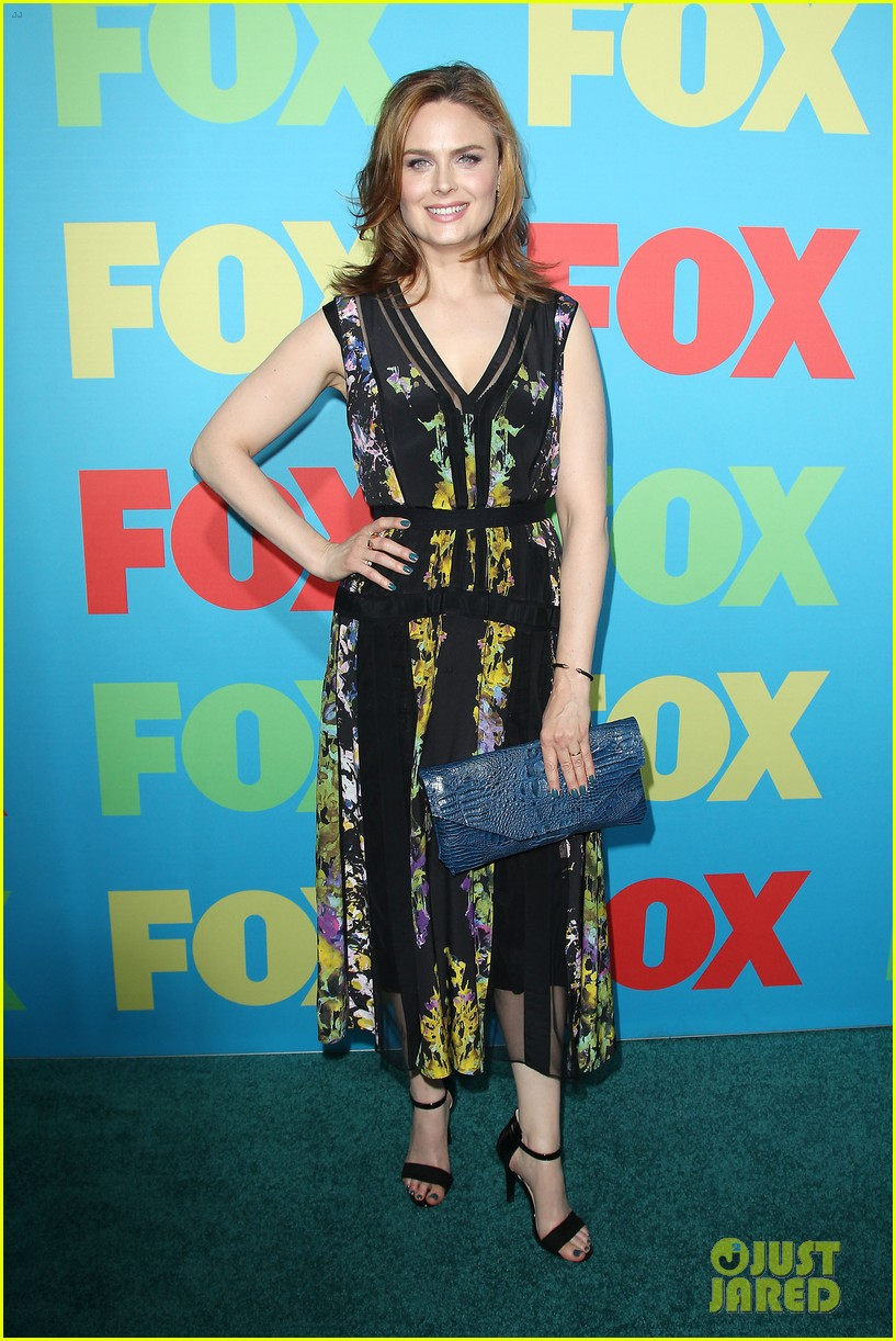 emily deschanel sleepy hollow cast fox upfront 01