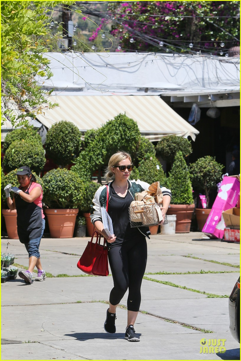hilary duff ed sheeran recording music together 123115418